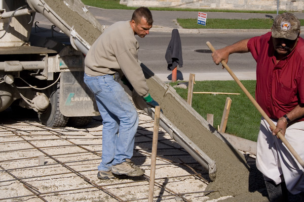 Cement Finishers