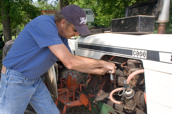 Farm Equipment Mechanic
