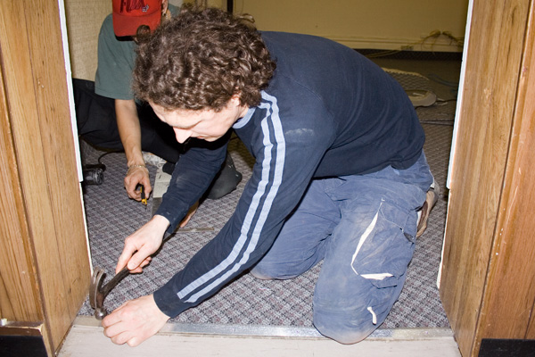 Floorcovering Installer