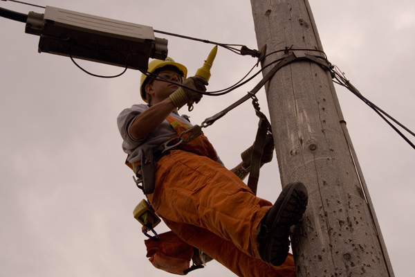 Powerline Technician