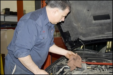 Automotive Service Technician